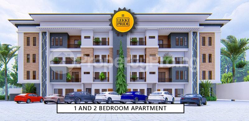 Blocks of Flats for sale 1bedroom Apartment Abraham adesanya estate Ajah Lagos - 2
