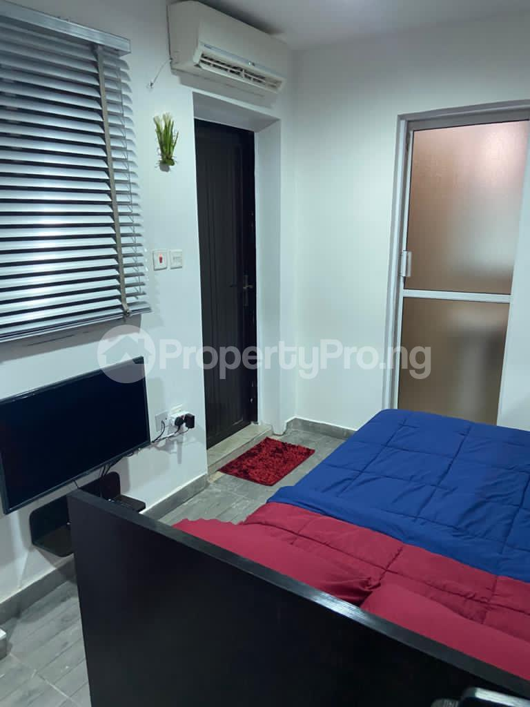 1 bedroom mini flat  Studio Apartment Flat / Apartment for shortlet FREEDOM WAY LEKKI PHASE 1 Lekki Phase 1 Lekki Lagos - 1