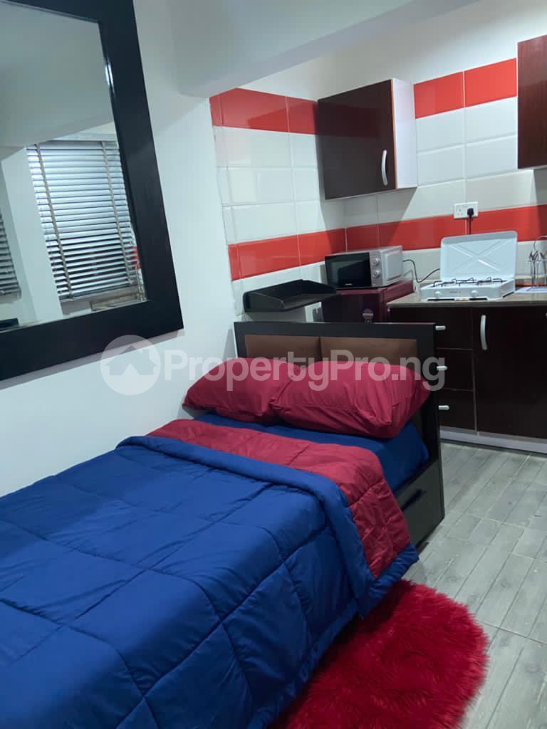 1 bedroom mini flat  Studio Apartment Flat / Apartment for shortlet FREEDOM WAY LEKKI PHASE 1 Lekki Phase 1 Lekki Lagos - 8