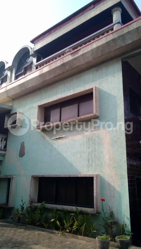 Office Space Commercial Property for sale 6th Avenue Festac Amuwo Odofin Lagos - 0