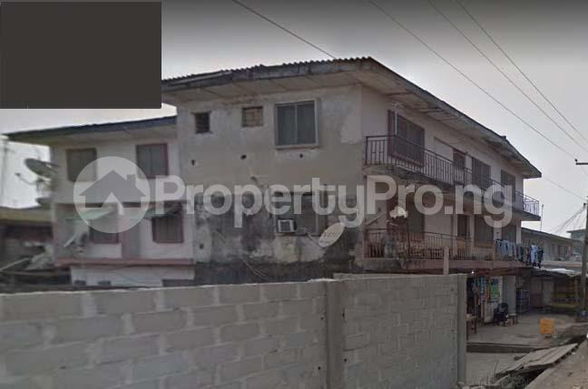 10 bedroom Blocks of Flats House for sale Off Tin Can Bus Stop, Apapa Tin Can Apapa Lagos - 1