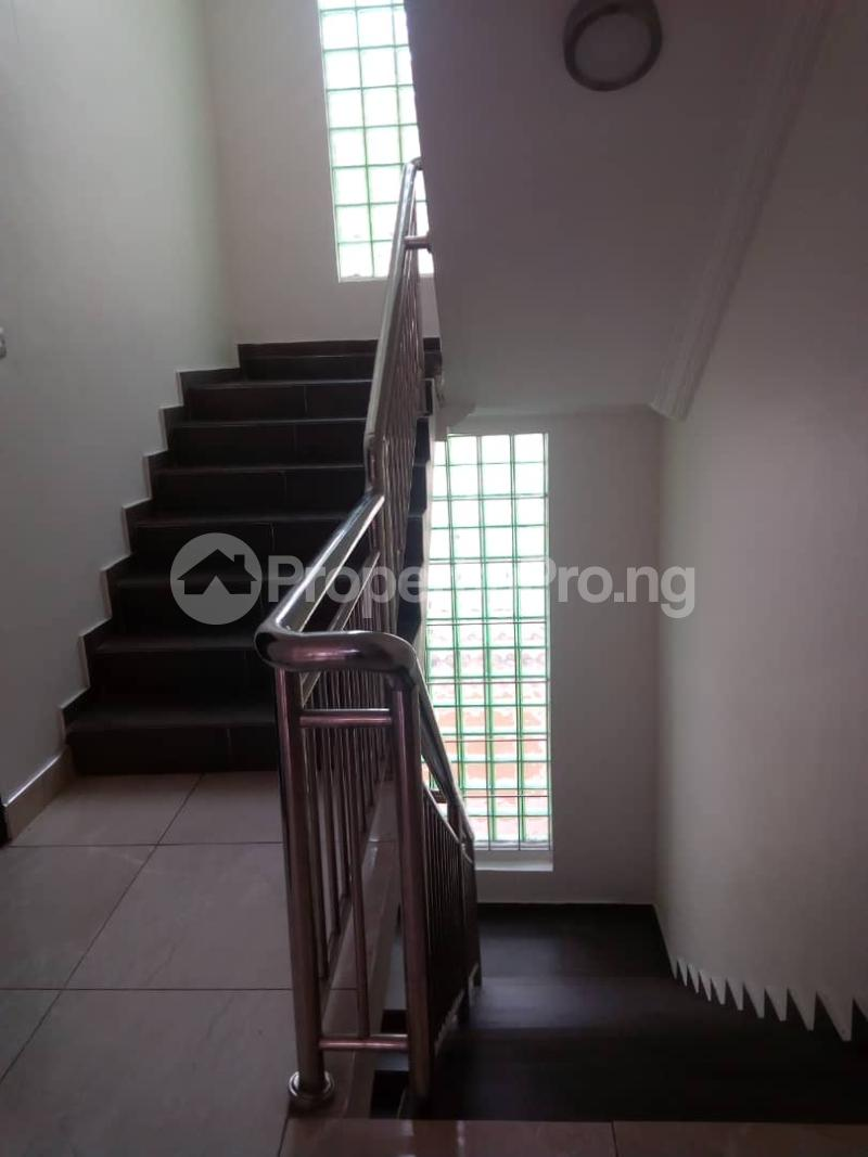 5 bedroom Terraced Duplex House for rent LEKKI RHS, one street away from the expressway marwa roundabout lekki phase 1 Lekki Phase 1 Lekki Lagos - 5