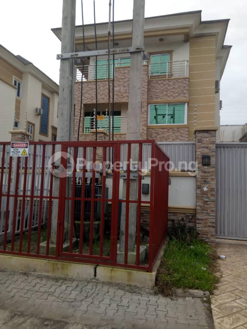 5 bedroom Terraced Duplex House for rent LEKKI RHS, one street away from the expressway marwa roundabout lekki phase 1 Lekki Phase 1 Lekki Lagos - 2