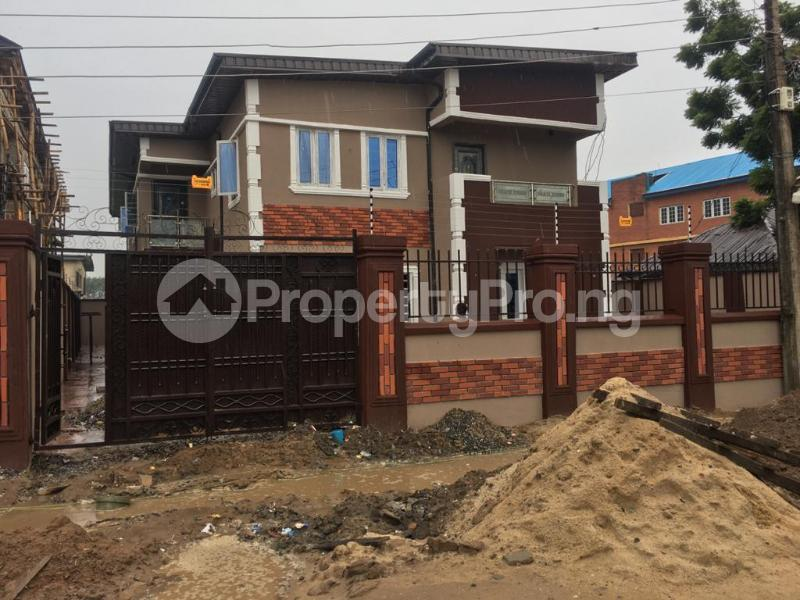 2 bedroom Shared Apartment Flat / Apartment for rent New garage New garage Gbagada Lagos - 1