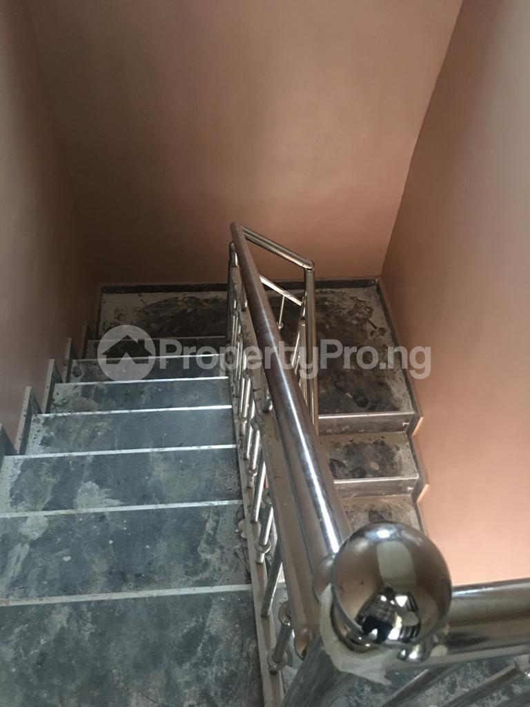 2 bedroom Shared Apartment Flat / Apartment for rent New garage New garage Gbagada Lagos - 9