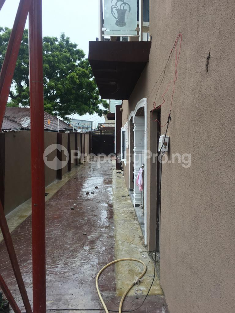 2 bedroom Shared Apartment Flat / Apartment for rent New garage New garage Gbagada Lagos - 4