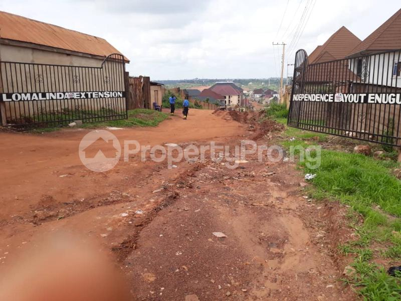 Residential Land Land for sale Loma Linda Ext. Independence Layout (behind Treasure Point Joint), fully developed serene environment.  Enugu Enugu - 0
