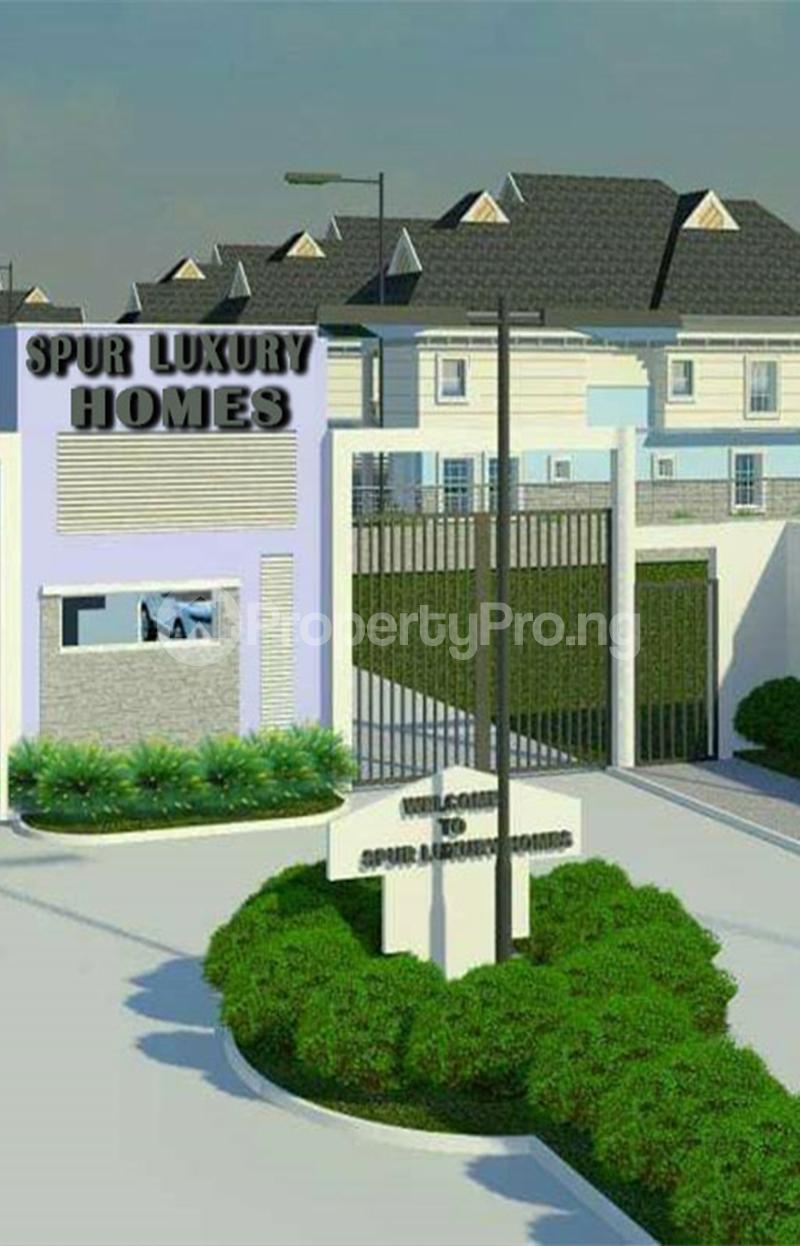 Residential Land Land for sale Bashorun Estate, Adjacent to Fara Park Estate by Celestial Church, Majek Bus Stop Majek Sangotedo Lagos - 2