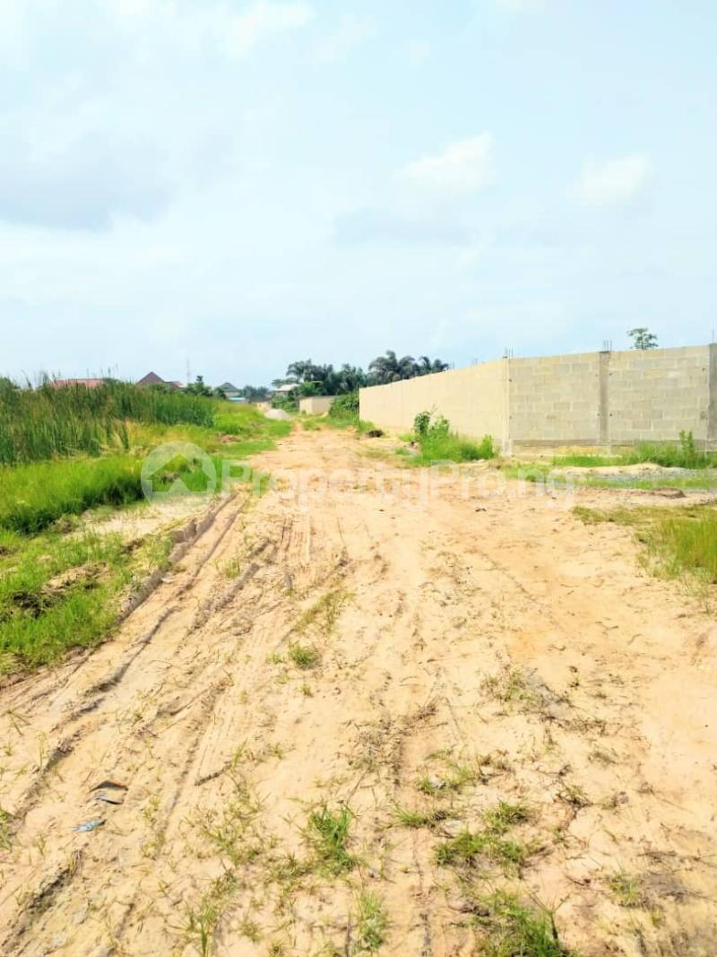 Residential Land Land for sale Bashorun Estate, Adjacent to Fara Park Estate by Celestial Church, Majek Bus Stop Majek Sangotedo Lagos - 3