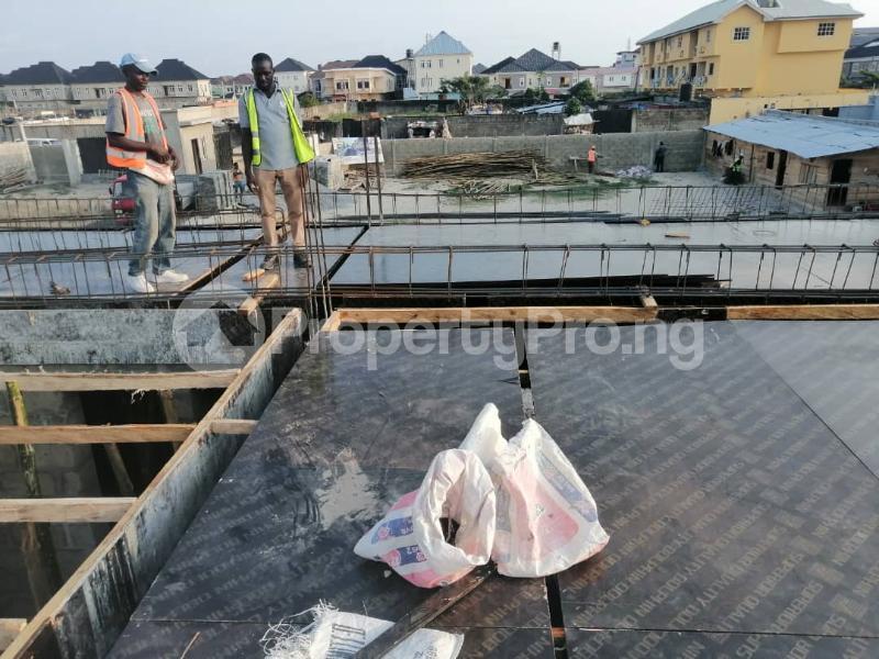 4 bedroom Terraced Duplex House for sale After Ikate Elegushi, Opposite Nicon Town, Behind Romey Gardens, Lekki Phase 1 Lekki Phase 1 Lekki Lagos - 5