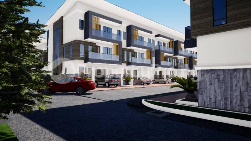 4 bedroom Terraced Duplex House for sale After Ikate Elegushi, Opposite Nicon Town, Behind Romey Gardens, Lekki Phase 1 Lekki Phase 1 Lekki Lagos - 2