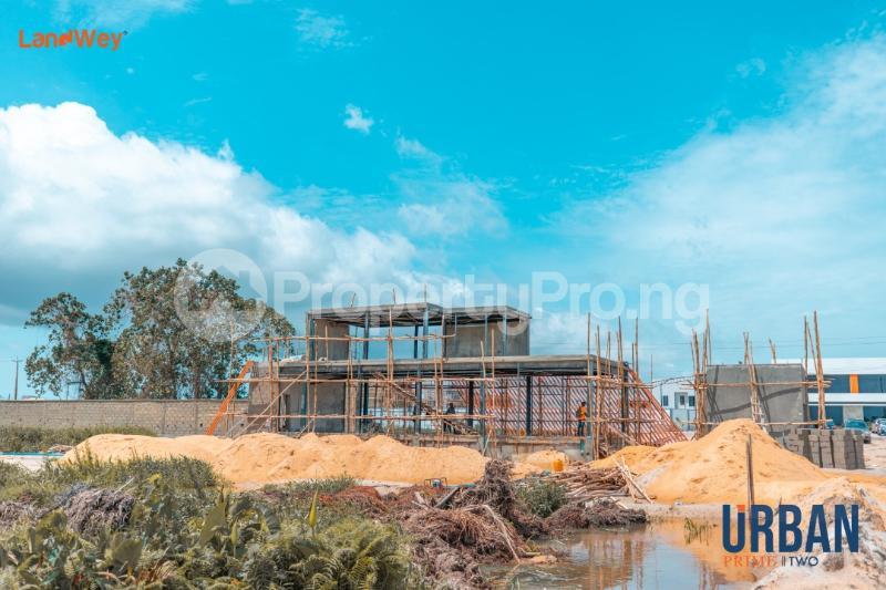 Residential Land for sale Abraham adesanya estate Ajah Lagos - 5