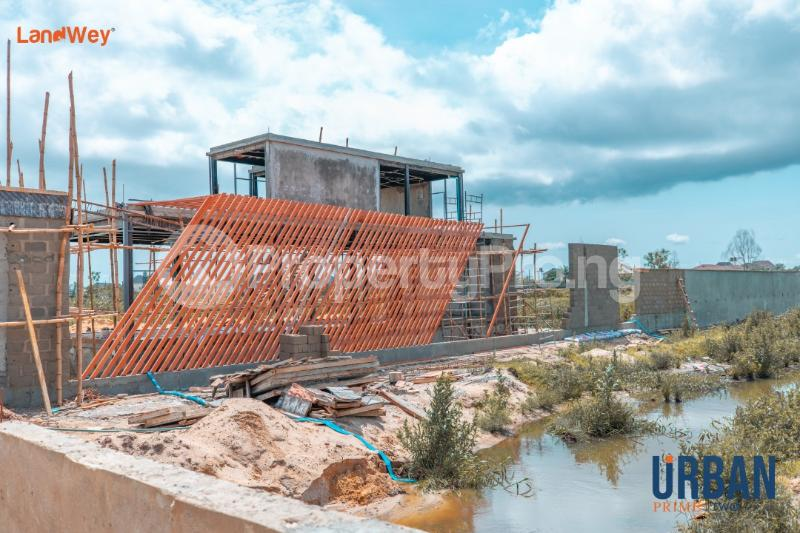 Residential Land for sale Abraham adesanya estate Ajah Lagos - 1