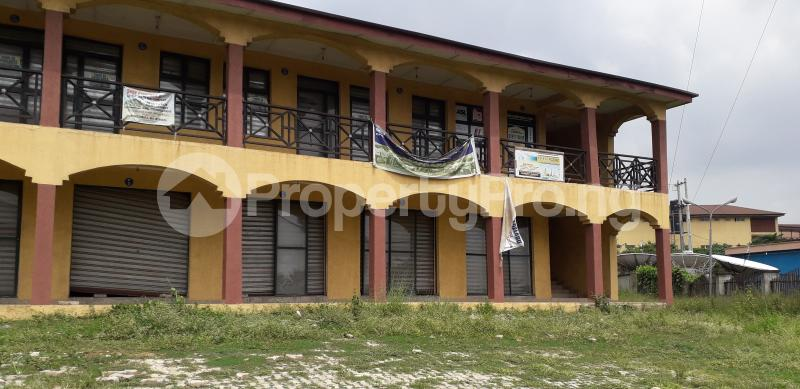 Shop Commercial Property for sale NTA market Agodi Ibadan Oyo - 1