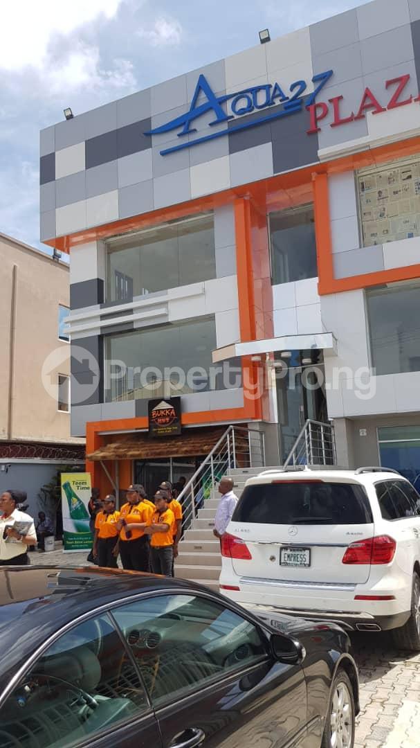 1 bedroom Shop in a Mall for rent Plot 42, Block Li, Chevron Drive, Off Lekki Epe Expressway Lagos State. chevron Lekki Lagos - 0