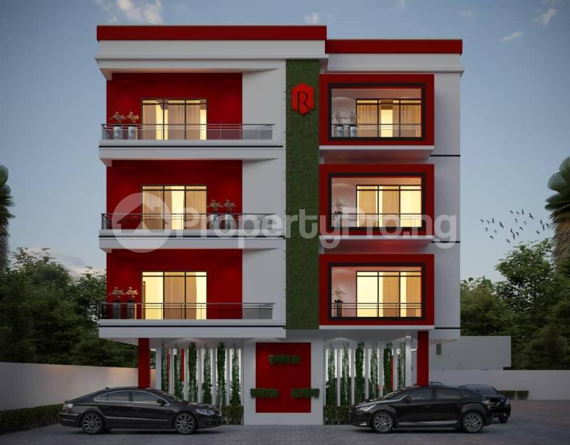 2 bedroom Flat / Apartment for sale Ologolo Ologolo Lekki Lagos - 0