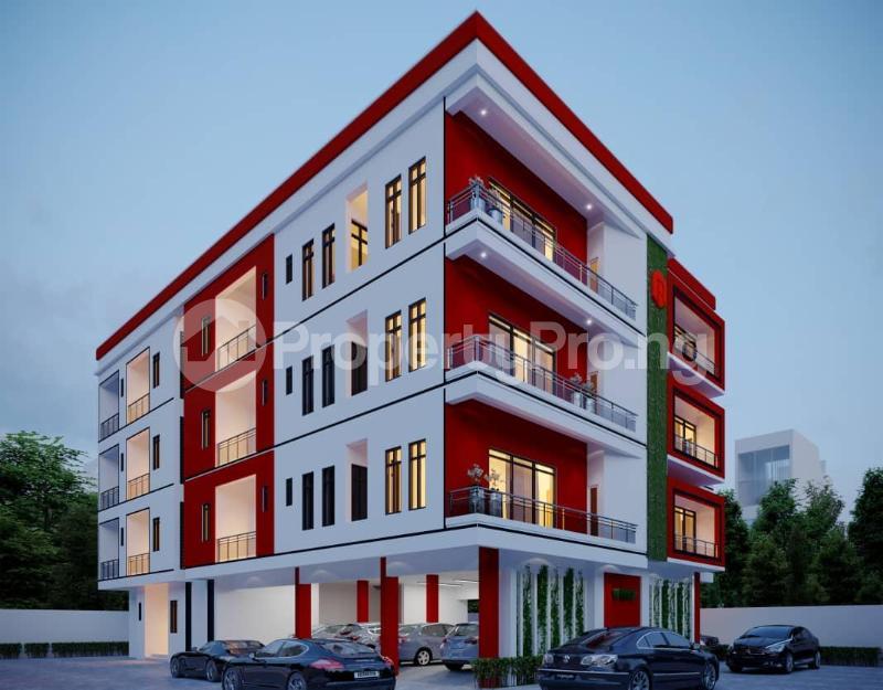 2 bedroom Flat / Apartment for sale Ologolo Ologolo Lekki Lagos - 1