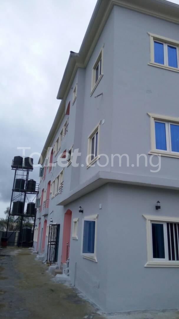 2 bedroom Flat / Apartment for rent Sangotedo After The New Shoprite Off Lekki-Epe Expressway Ajah Lagos - 33