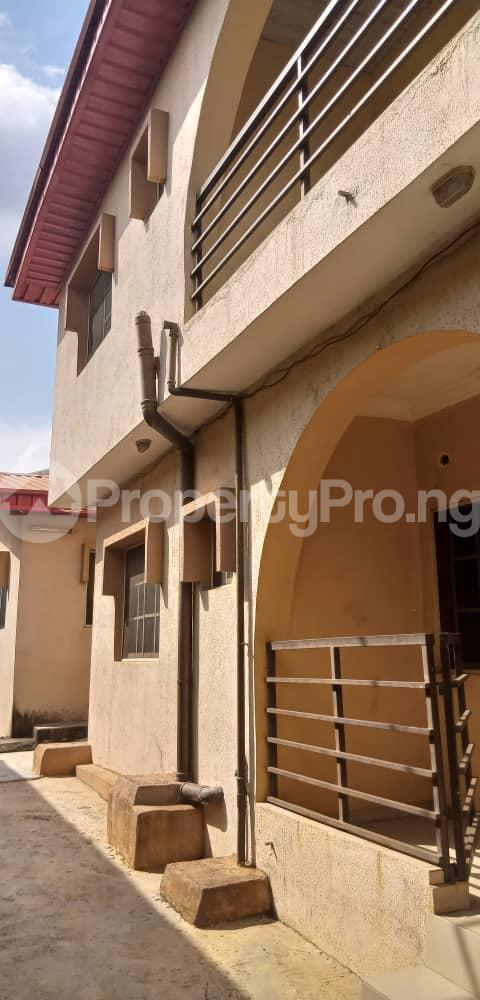 3 bedroom Blocks of Flats House for rent Goodwill estate berger via Ojodu abiodun road off bemil street. Berger Ojodu Lagos - 7