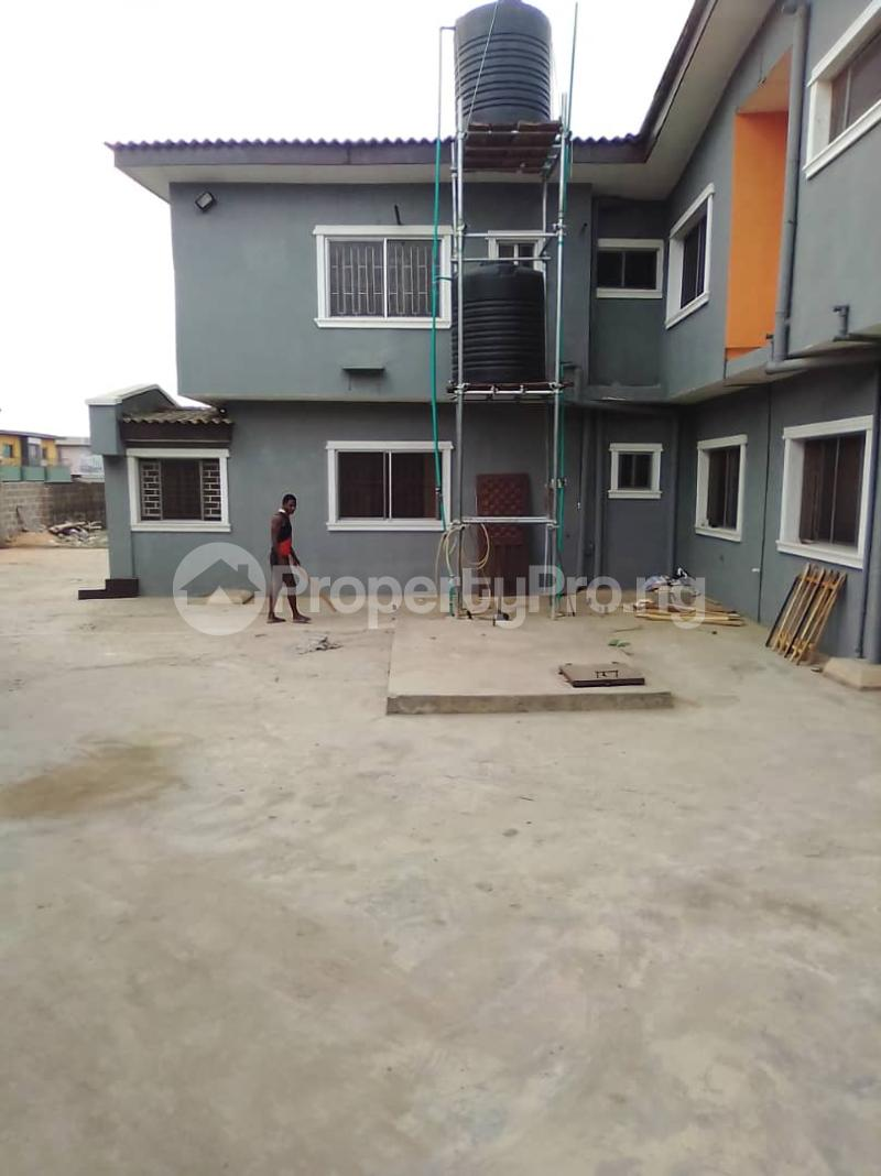 9 bedroom Office Space Commercial Property for rent Ogba via Aguda excellence hotel. Oke-Ira Ogba Lagos - 7