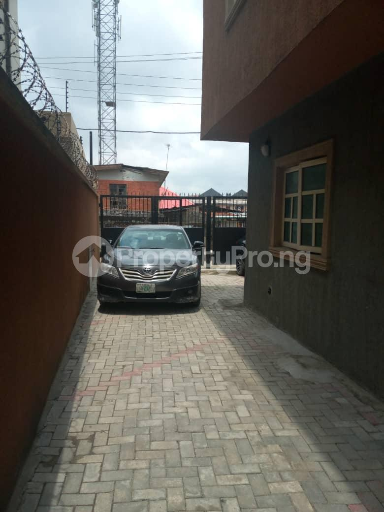 2 bedroom Flat / Apartment for rent Ayinke street akoka Akoka Yaba Lagos - 0