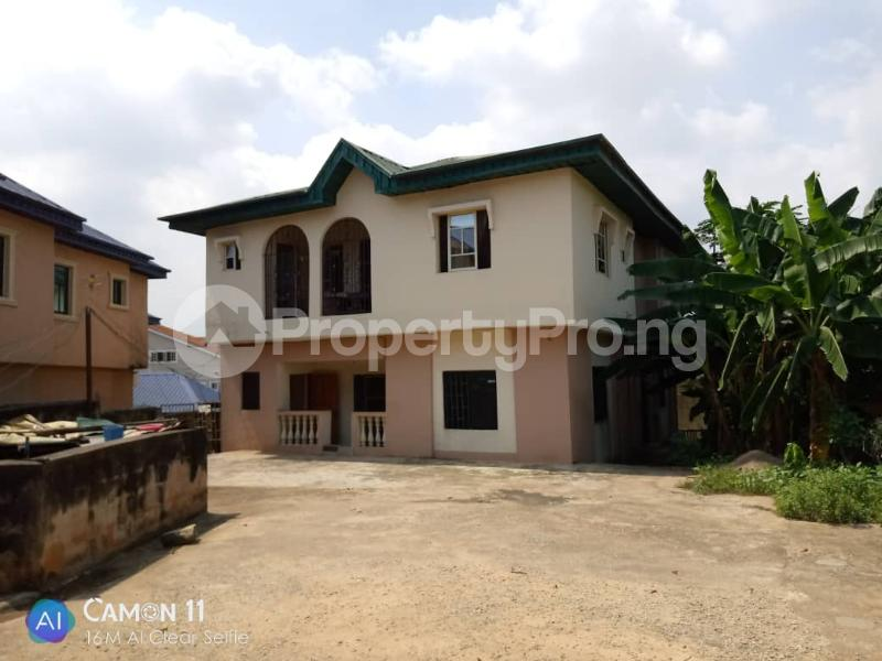 2 bedroom Blocks of Flats House for rent Ojodu off grammar school powerline area. Berger Ojodu Lagos - 8