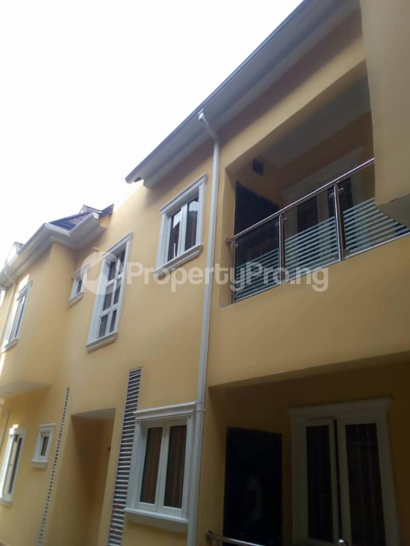 3 bedroom Flat / Apartment for rent Adeniyi Jones ikeja Adeniyi Jones Ikeja Lagos - 0