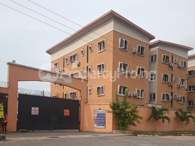 3 bedroom Flat / Apartment for rent Chief Anthony Enahoro Housing Estate Ogba Lagos - 0