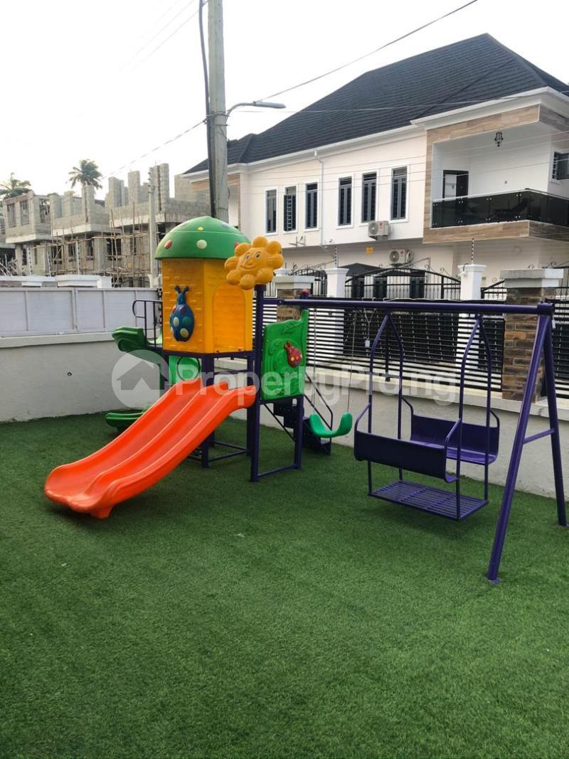 3 bedroom Terraced Duplex House for shortlet Conservation Road  chevron Lekki Lagos - 13