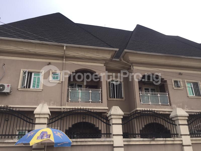 3 bedroom Flat / Apartment for rent Ibukunolu  Akoka Yaba Lagos - 0