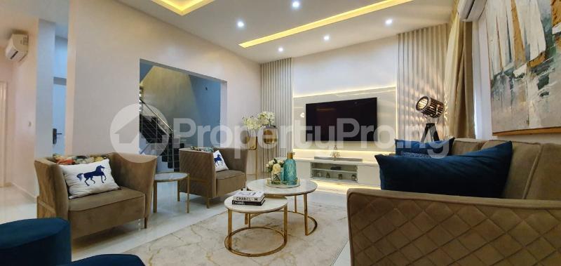 3 bedroom Self Contain Flat / Apartment for shortlet Osapa london Lekki Lagos - 2