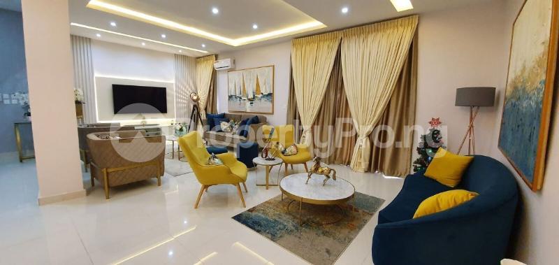 3 bedroom Self Contain Flat / Apartment for shortlet Osapa london Lekki Lagos - 13