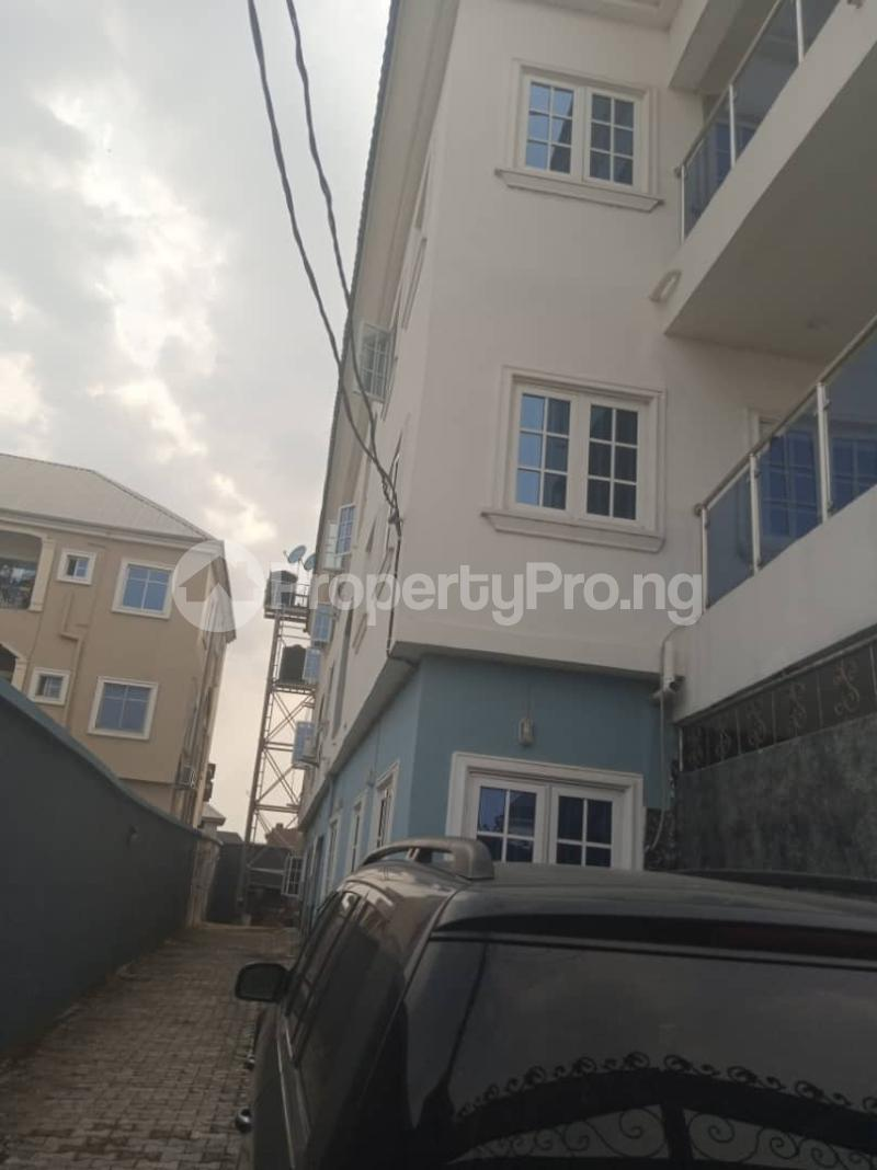 3 bedroom Shared Apartment Flat / Apartment for rent Grandmate Ago palace Okota Lagos - 0