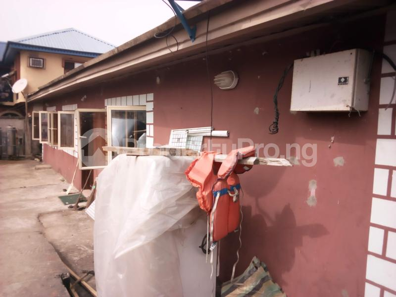 3 bedroom Detached Bungalow House for sale Last bustop Ago palace Okota Lagos - 0