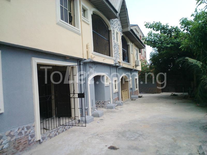 3 bedroom Flat / Apartment for rent olive church estate Ago palace Okota Lagos - 1