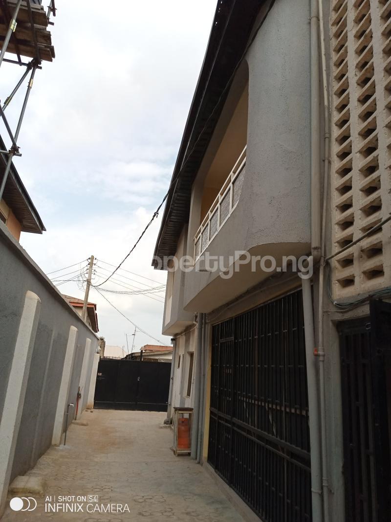 3 bedroom Blocks of Flats House for rent Elliot, iju ishaga via Ogba off college road. Iju Lagos - 1