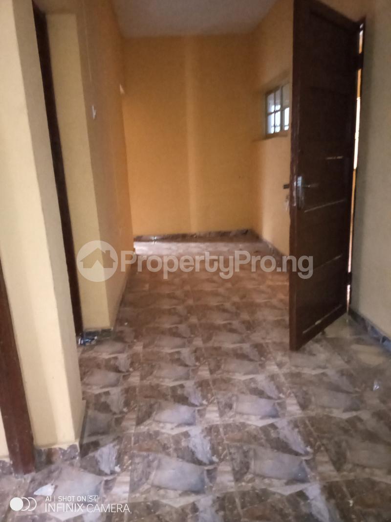 3 bedroom Blocks of Flats House for rent Elliot, iju ishaga via Ogba off college road. Iju Lagos - 3