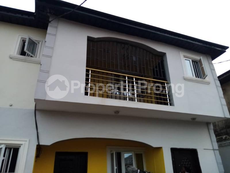 3 bedroom Blocks of Flats House for rent Close to 2storey Baruwa Ipaja Lagos - 6
