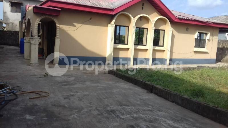 4 bedroom Detached Bungalow House for sale Inside an estate Ayobo Ipaja Lagos - 1