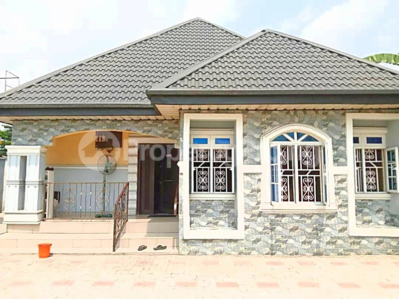 4 bedroom Detached Bungalow for sale Ada George Port Harcourt Rivers - 1
