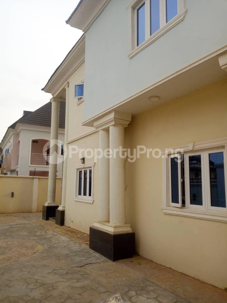 4 bedroom Detached Duplex for shortlet Richbam Area Off Akala Express Way Akala Express Ibadan Oyo - 0