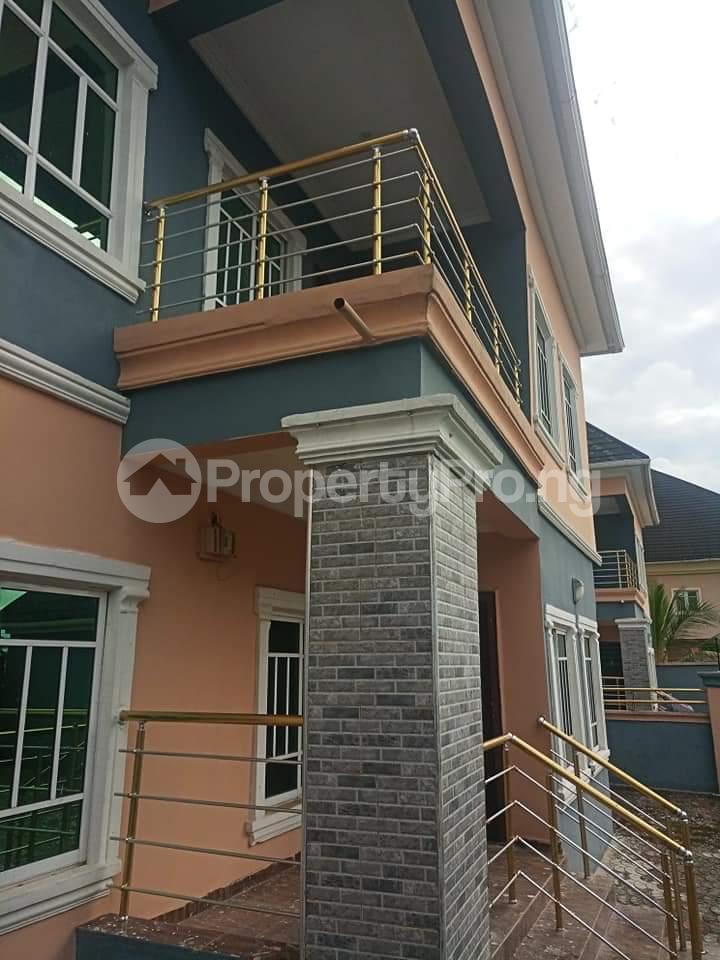 4 bedroom Detached Duplex House for sale Area G,New Owerri Owerri Imo - 2