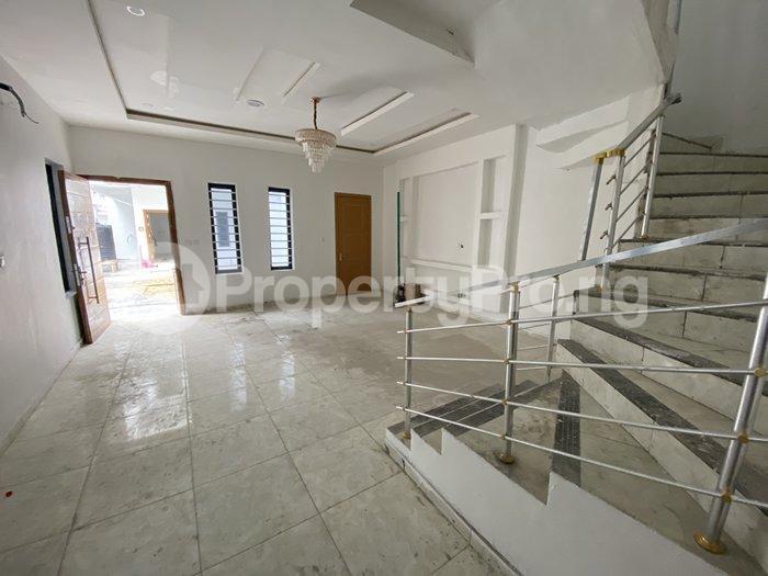 4 bedroom Semi Detached Duplex House for sale Oral Estate Lekki Lagos - 2