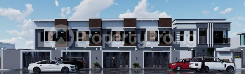 4 bedroom Terraced Duplex for sale Orchid Road, Close To Chevron Toll Gate Ikota Lekki Lagos - 0