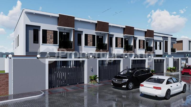 4 bedroom Terraced Duplex for sale Orchid Road, Close To Chevron Toll Gate Ikota Lekki Lagos - 1