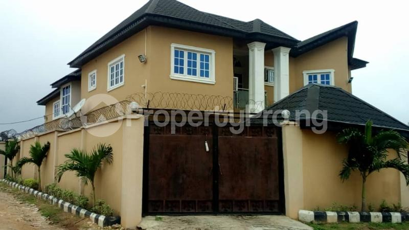 4 bedroom Semi Detached Duplex House for rent Jericho Extesnion Idi Ishin Gbekuba Idishin Ibadan Oyo - 0