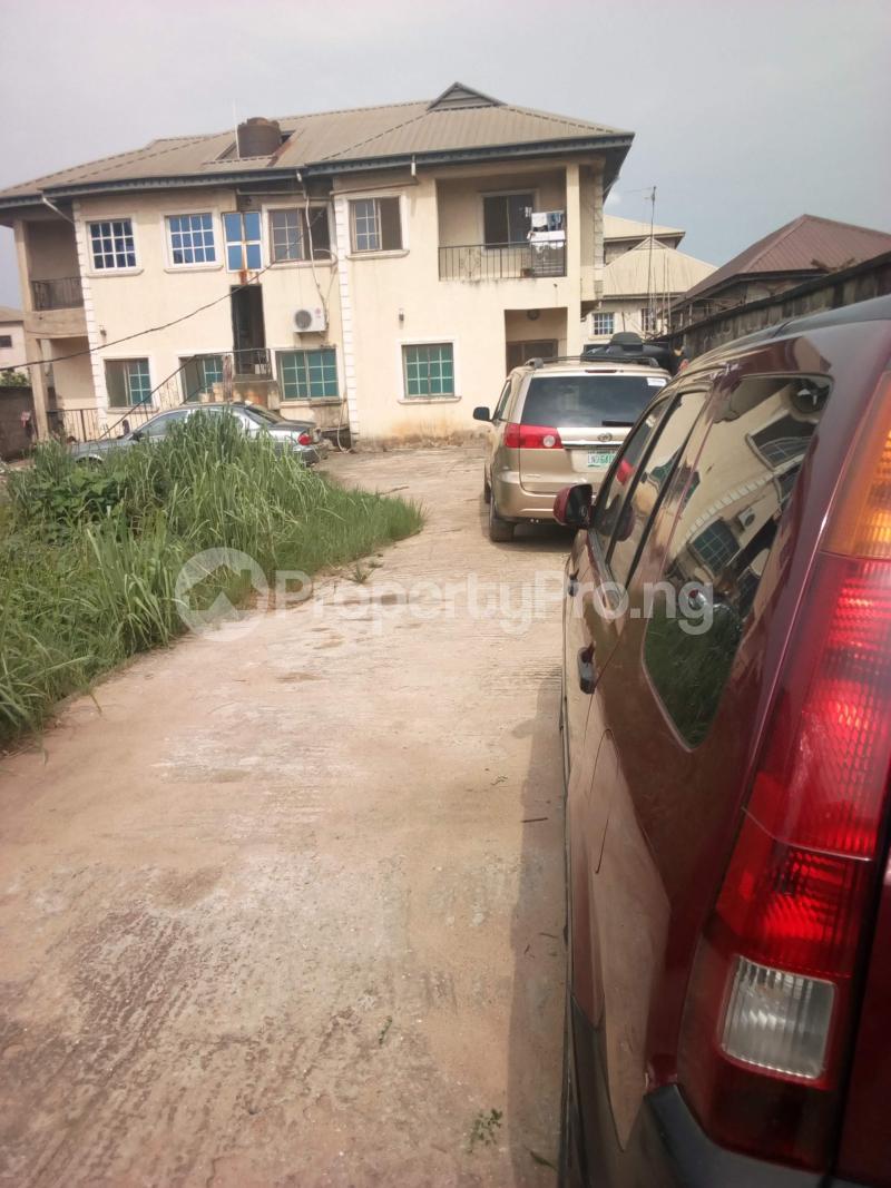 2 bedroom Studio Apartment Flat / Apartment for sale ago Ago palace Okota Lagos - 1