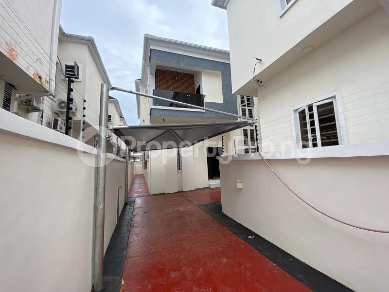 4 bedroom Semi Detached Duplex for sale Ikota Lekki Ikota Lekki Lagos - 12