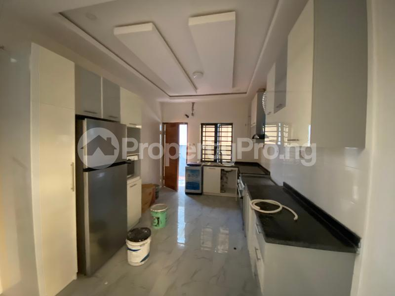4 bedroom Detached Duplex for sale Thomas Estate Ajah Thomas estate Ajah Lagos - 1