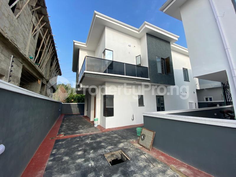 4 bedroom Detached Duplex for sale Thomas Estate Ajah Thomas estate Ajah Lagos - 11